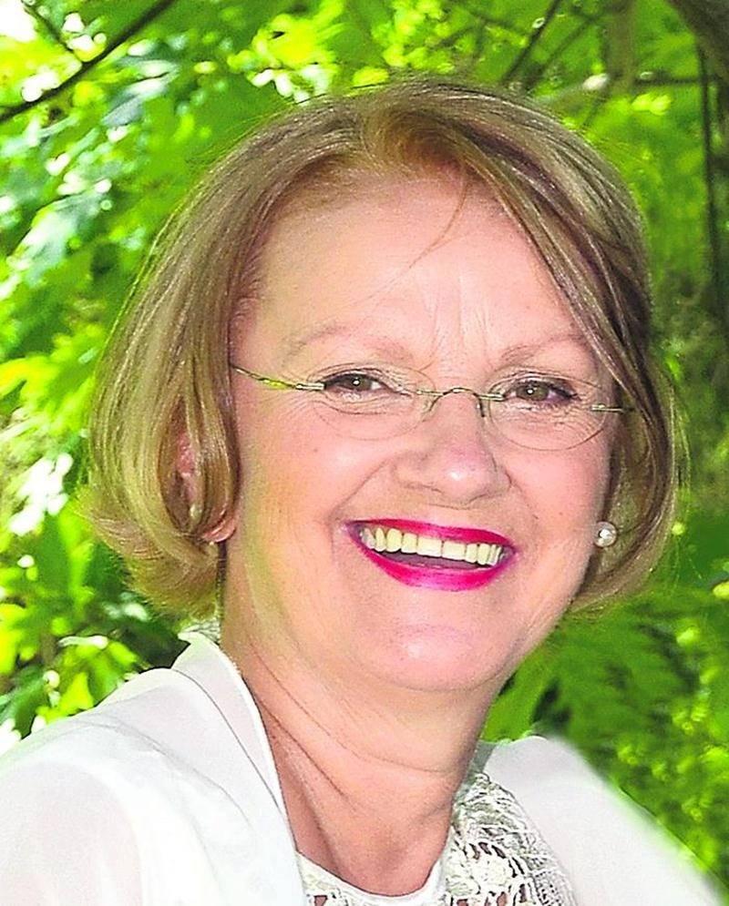 Lise Laferrière, nouvelle conseillère au siège no 1 de la municipalité de Sainte-Hélène-de-Bagot.