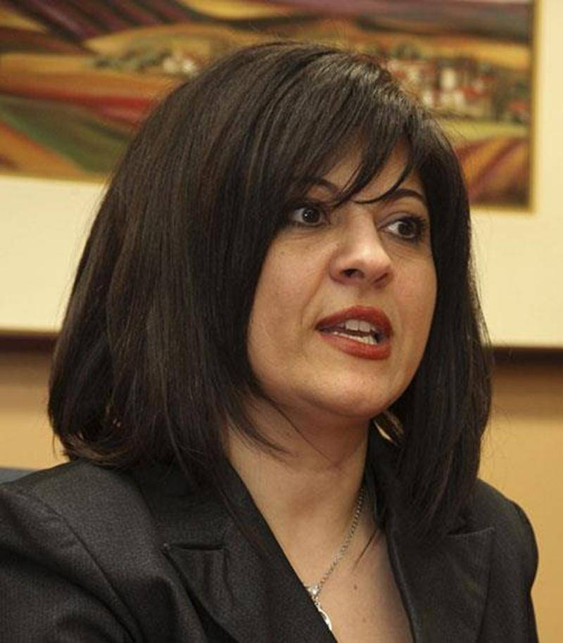 Fadia Naim, directrice générale de Cintech agroalimentaire.