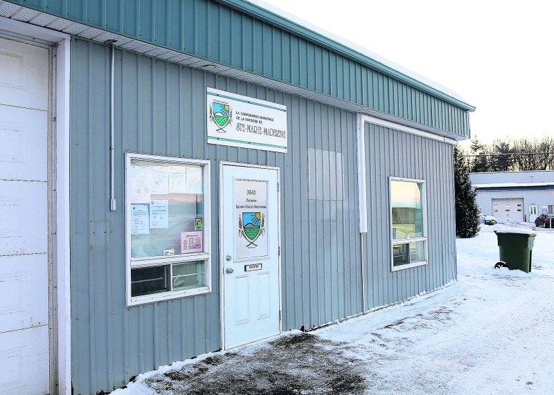 La municipalité de Sainte-Marie-Madeleine a rompu ses liens avec l'OTJ Desnoyers.  Photo Robert Gosselin   Le Courrier ©