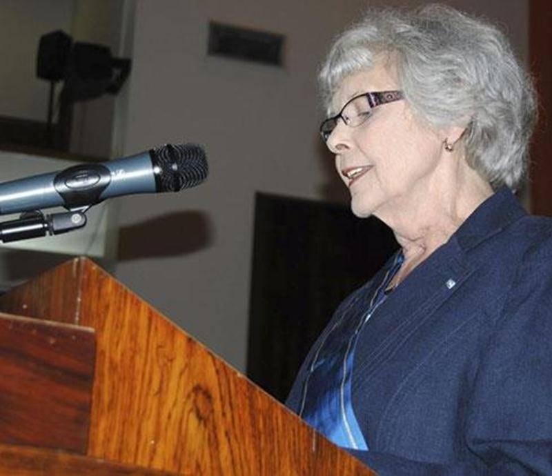 La sénatrice Andrée Champagne a été élue à la présidence de l'Assemblée parlementaire de la Francophonie.