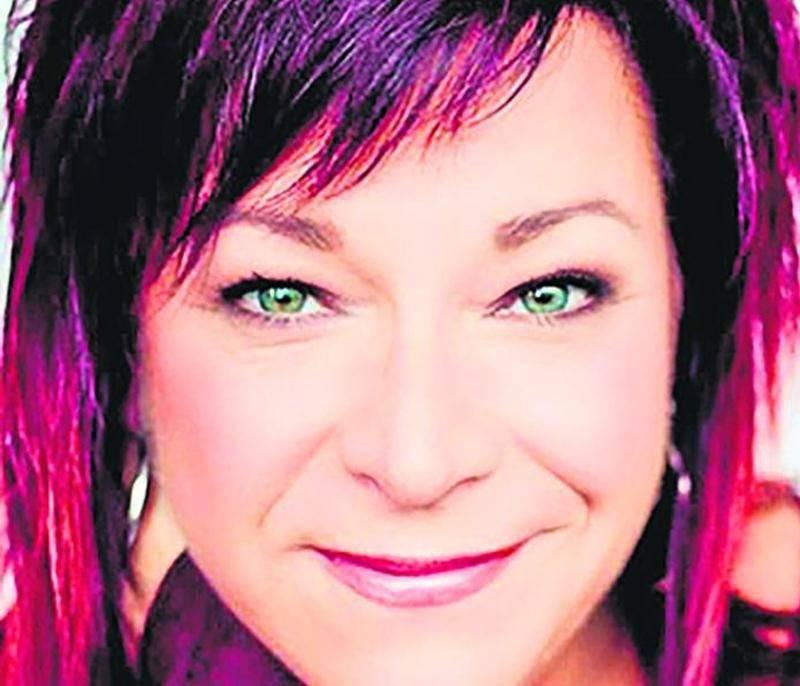 L'auteure Marie Gray