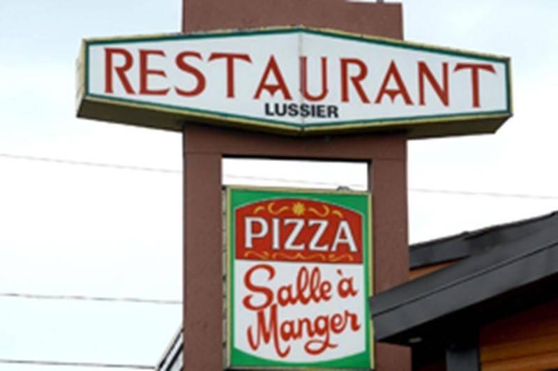 Restaurant Lussier : sur le gril à cause de son bar à pain