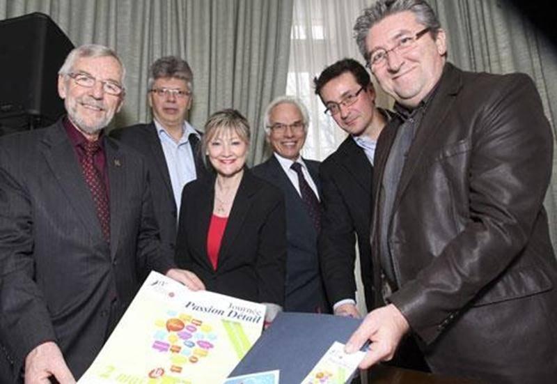 La Chambre de commerce et de l'industrie Les Maskoutains et ses partenaires espèrent que la Journée Passion Détail sera une réussite commerciale.
