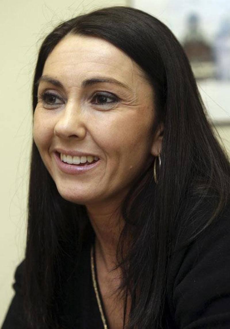 Chantal Soucy est la candidate de la Coalition Avenir Québec pour Saint-Hyacinthe.