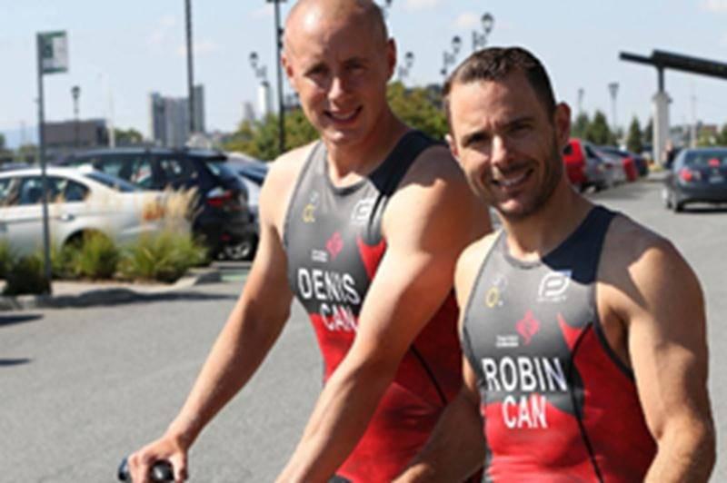 Deux Maskoutains au Championnat  du monde de triathlon