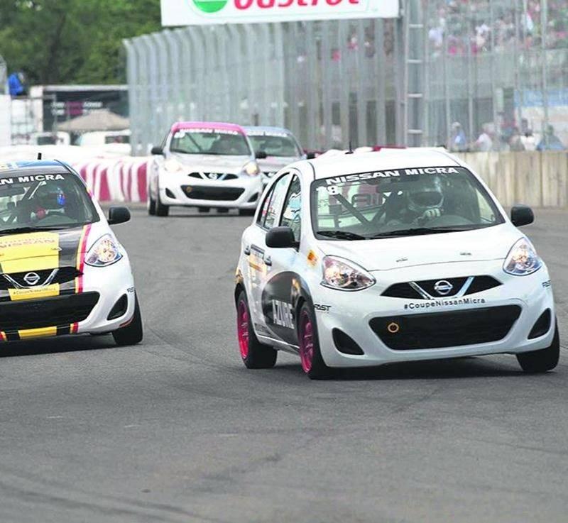 La Coupe Micra promet d'offrir un spectacle enlevant pour chaque course au calendrier.