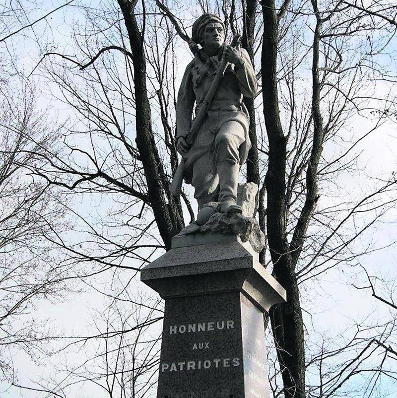 La population est invitée le dimanche 23 novembre à Saint-Denis-sur-Richelieu afin de rendre hommage aux Patriotes de 1837 et de 1838.