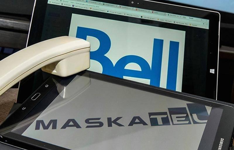 Le siège social du Groupe Maskatel LP est situé dans le complexe commercial Place Casavant.  Photo François Larivière | Le Courrier ©
