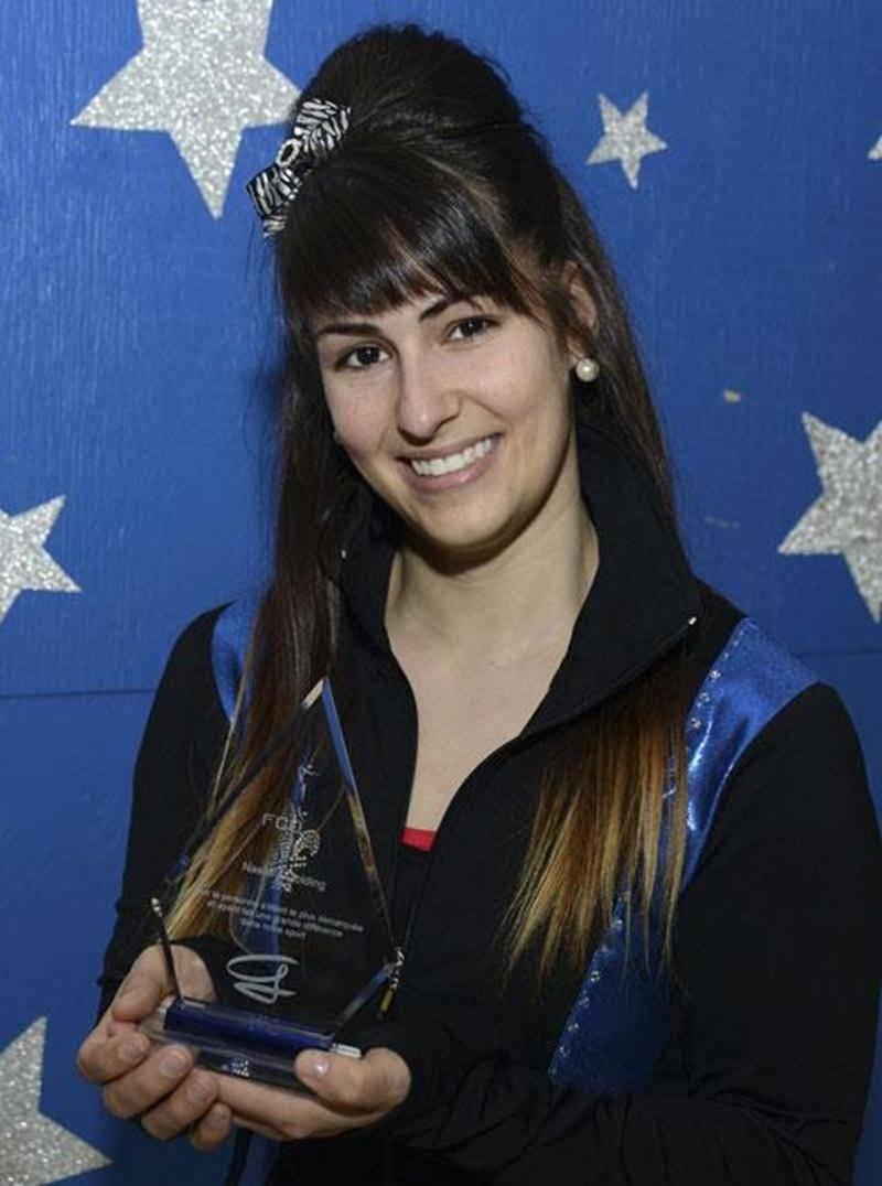 Jessika Gardner, fondatrice de ProCheer, a reçu le trophée Nashira Golding, remis par la Fédération de cheerleading à une personne du monde de cheerleading s'étant démarqué.