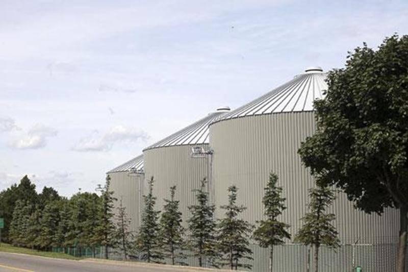 La Ville de Saint-Hyacinthe vient d'investir pour près de 6 M$ dans la phase II de l'usine de biométhanisation.