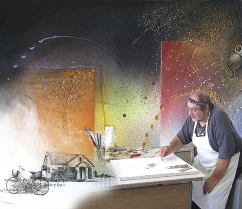 Richard Fulham présente une sélection de tableaux réalisés entre 2009 et 2013 à la <em>Galerie Horizon</em> de Sorel-Tracy du 12 septembre au 19 octobre. L'artiste spécialisé dans la peinture-collage de style libre invite les visiteurs à effectuer un <em>voyage intérieur</em> avec son exposition qui met de l'avant une démarche artistique basée sur la liberté du geste. Un mélange d'art abstrait superposé à un espace plus réaliste grâce au transfert d'images. La <em>Galerie Horizon</em> propose un