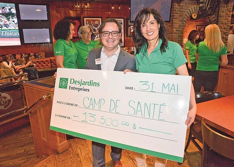 Photo François Larivière   Le Courrier ©