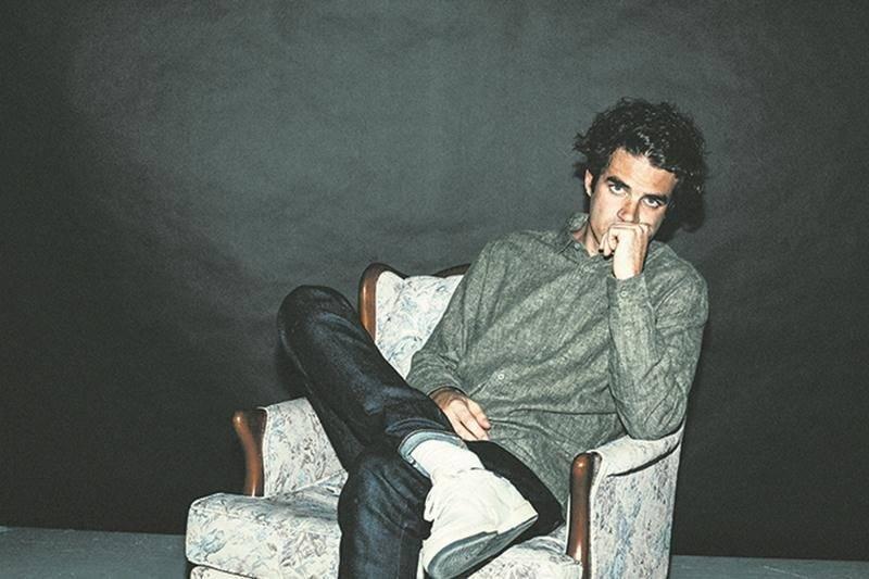 Geoffroy, dont le premier album, Coastline, est paru il y a un peu moins d'un an, sera en spectacle à guichet fermé au Zaricot samedi. Photo Marc-Étienne Mongrain