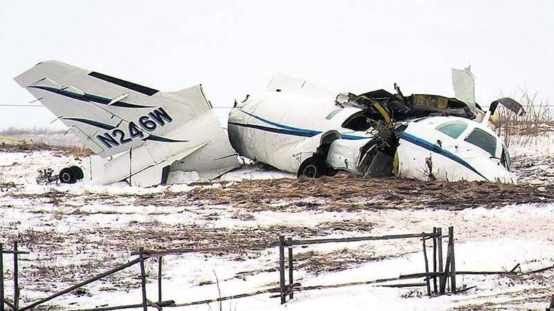 Le Bureau de la sécurité des transports du Canada tentera d'éclaircir les circonstances de cette tragédie aérienne. Photo PC