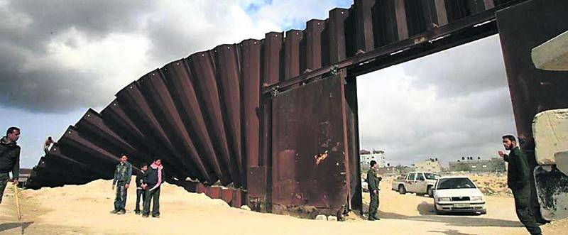 Le documentaire Iron Wall, du réalisateur Mohammed Alatar, sera présenté le 13 avril au Cégep de Saint-Hyacinthe.