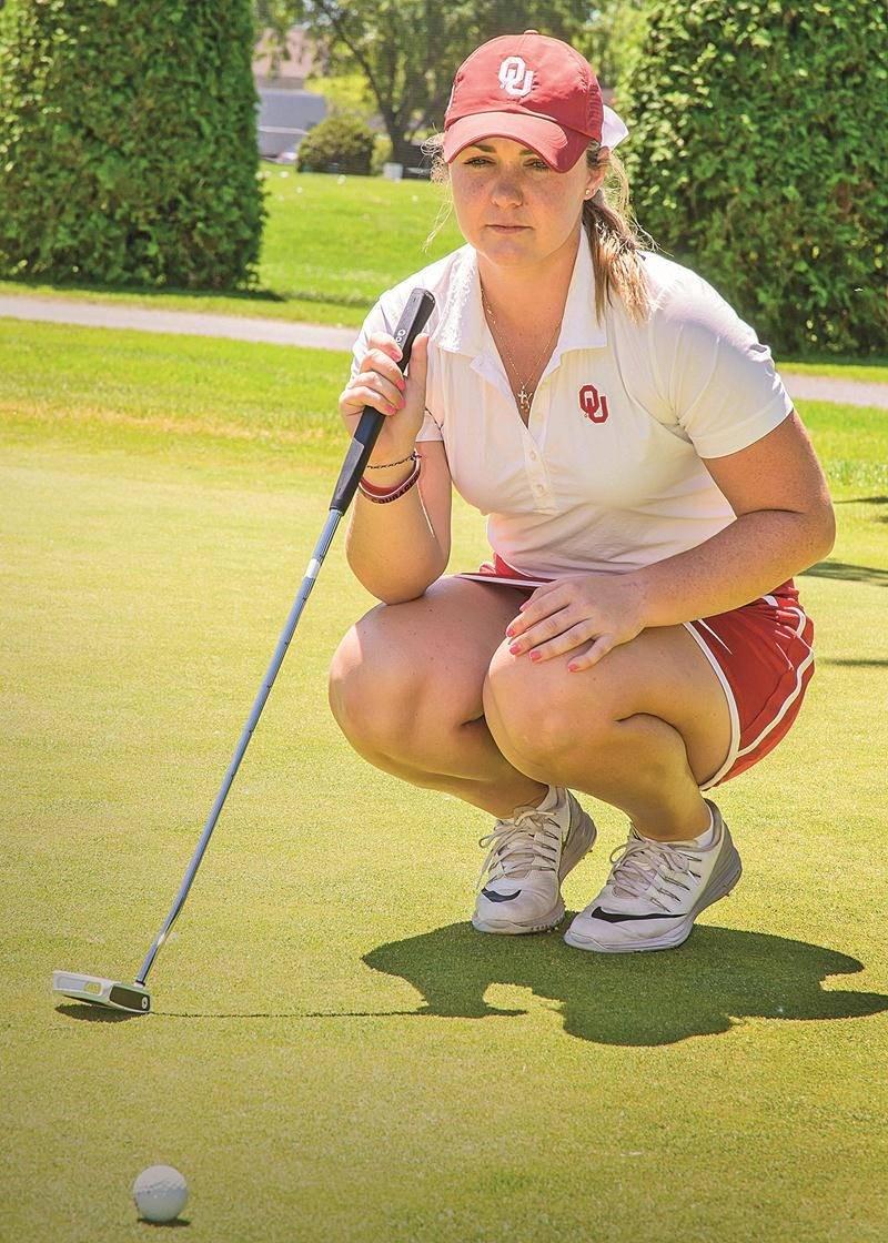 Valérie Tanguay s'est qualifiée la semaine dernière pour le US Women's Amateur,qui se tiendra à San Diego en août. Photothèque | Le Courrier ©