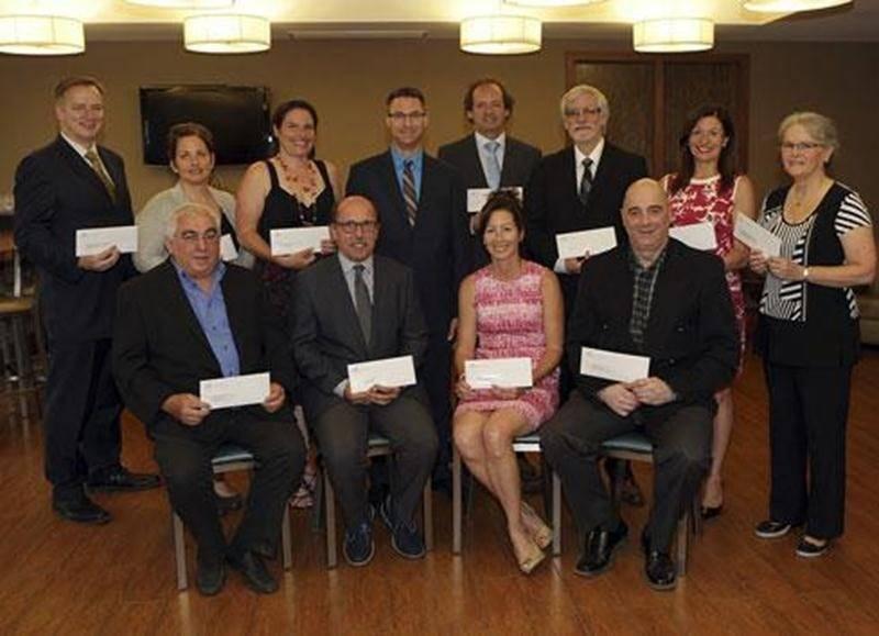 Onze organismes se sont vu remettre les actifs de la Fondation du Collège Antoine-Girouard en vue de la fermeture définitive de l'institution.