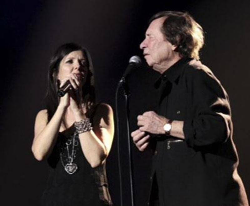 Lyn Jodoin et Jean-Pierre Ferland