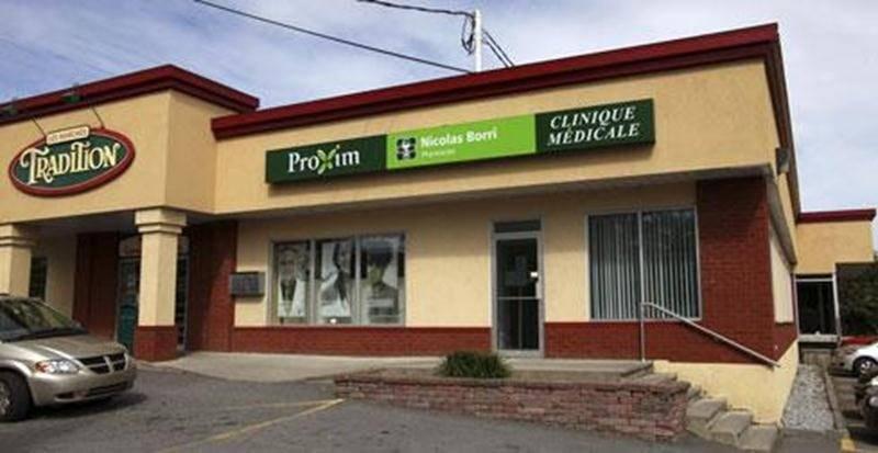 Les affaires tournent au ralenti à la Clinique médicale de Saint-Liboire depuis le départ du seul médecin l'été dernier.