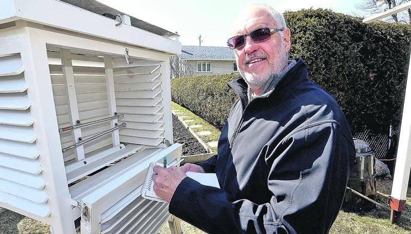 Michel Morissette, une référence beau temps, mauvais temps. Photo Robert Gosselin | Le Courrier ©