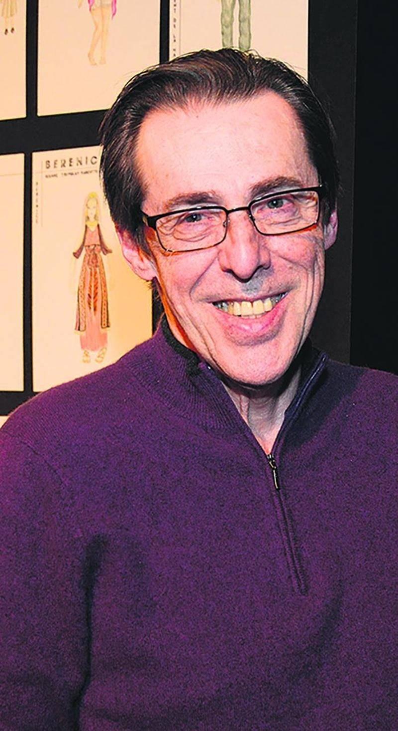 Jacques Rossi assume la mise en scène de Kaléidoscope.  Photo François Larivière | Le Courrier ©