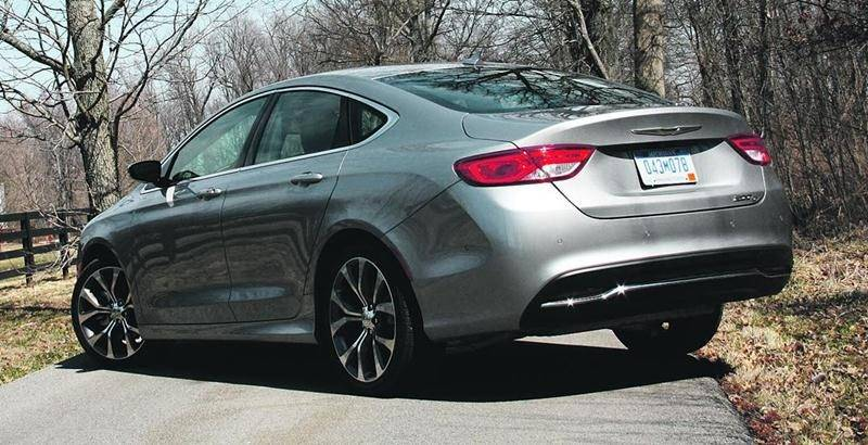 Photos Chrysler Canada