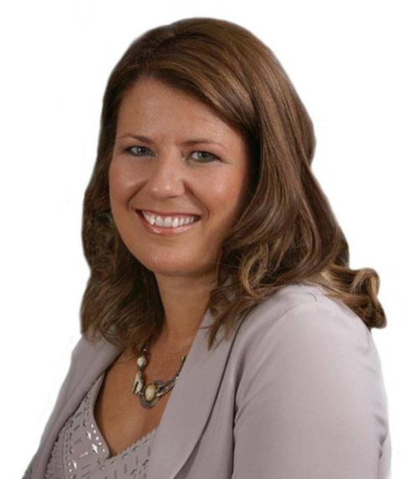 Caroline Dupré, directrice générale de la Commission scolaire de Saint-Hyacinthe.