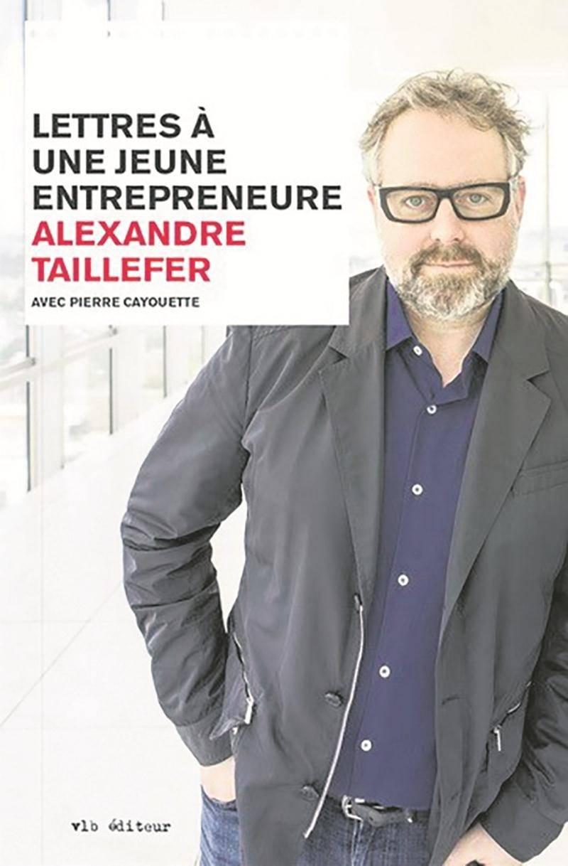 Alexandre Taillefer sera de la 10e édition