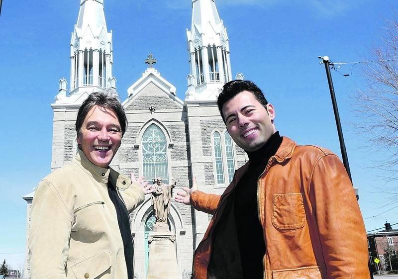 Le pianiste Richard Abel et le ténor Corneliu Montano seront de nouveau réunis à l'église de Saint-Pie, le temps d'un concert le 9 mai. Photothèque | Le Courrier ©