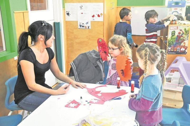 Plusieurs centres de la petite enfance dans la région seront fermés ce lundi.   Photothèque | Le Courrier ©