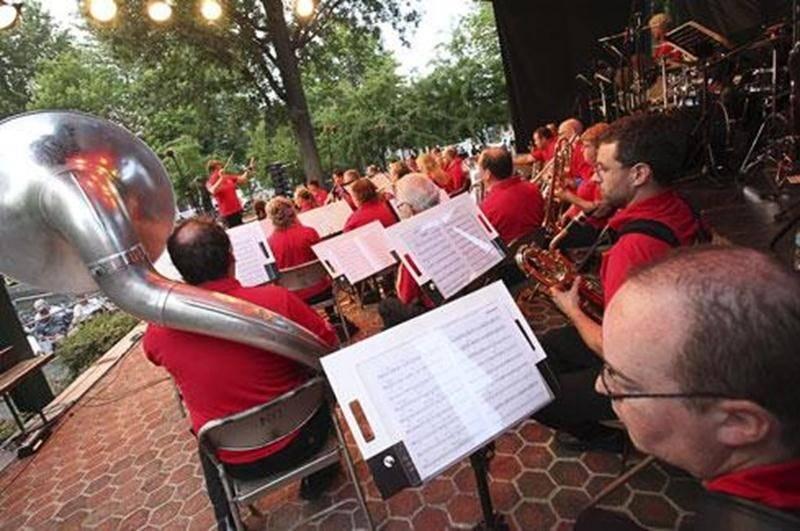 La Société Philharmonique de Saint-Hyacinthe donnera le coup d'envoi aux Beaux Mardis de Casimir, mardi, au parc Casimir-Dessaulles, dès 19 h 30.