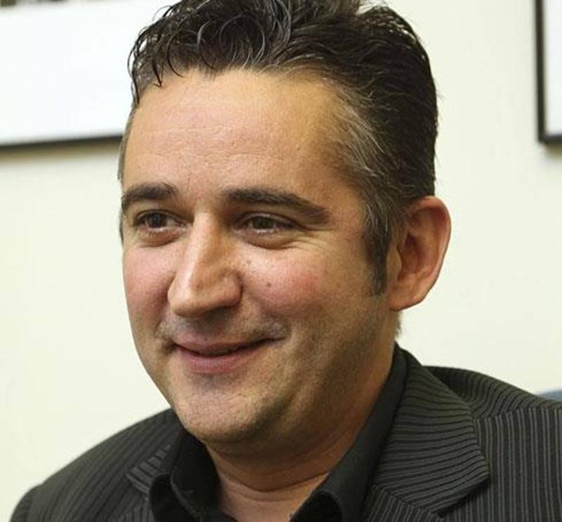 Stéphane Bernier est le nouveau maire de Saint-Louis.