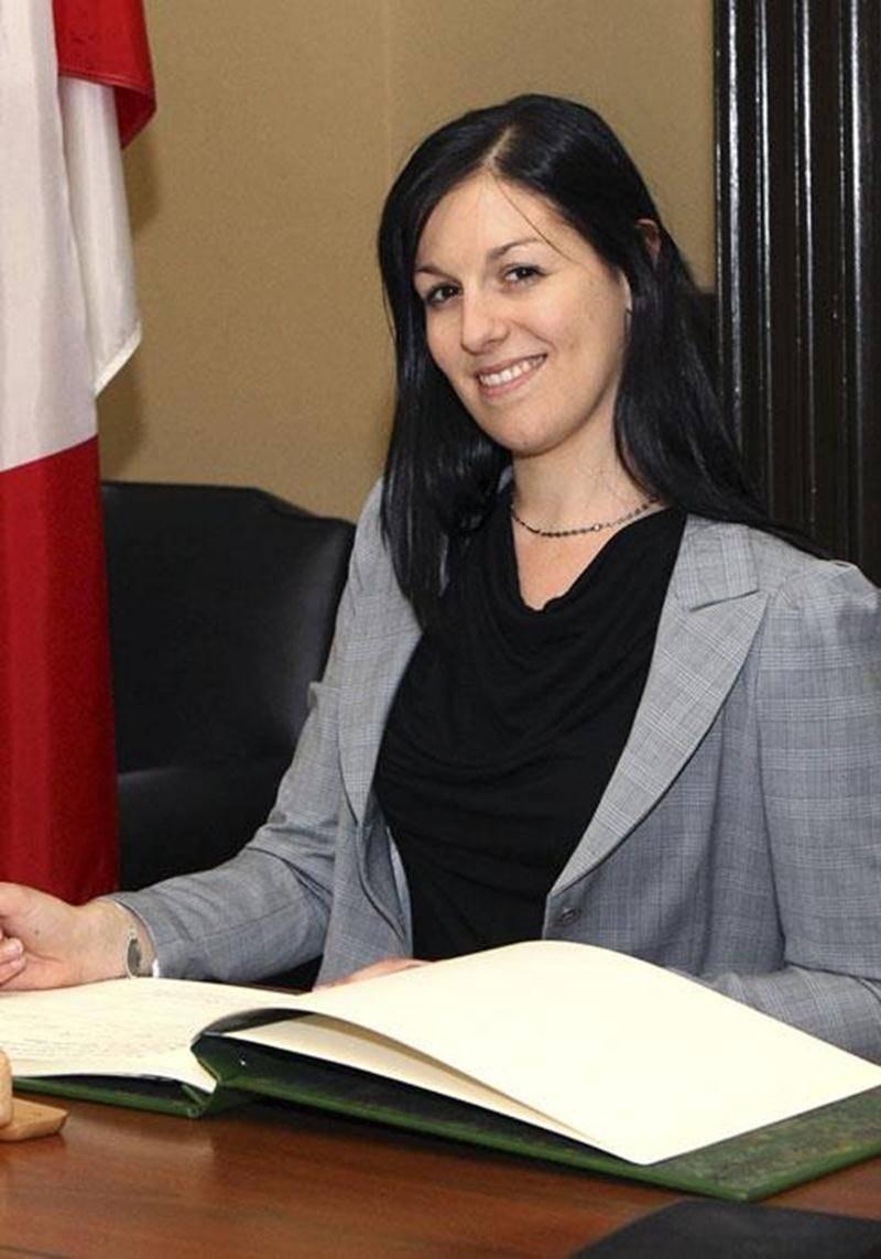 Marie-Claude Morin, députée du NPD de Saint-Hyacinthe/Bagot