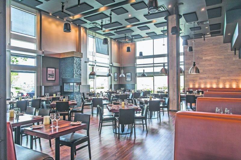 Un restaurant-bar Zibo! ouvrira ses portes au printemps 2018 dans l'hôtel Sheraton de Saint-Hyacinthe.   Photo courtoisie Zibo! restaurant-bar