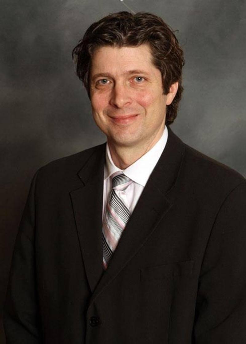Le nouveau directeur du Centre hospitalier universitaire de Saint-Hyacinthe, Patrick Sabourin.