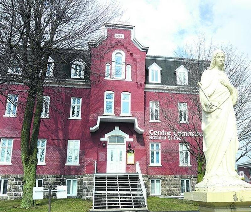 Le vieux couvent de Saint-Pie a une valeur historique et patrimoniale certaine selon la MRC des Maskoutains. Photothèque | Le Courrier ©
