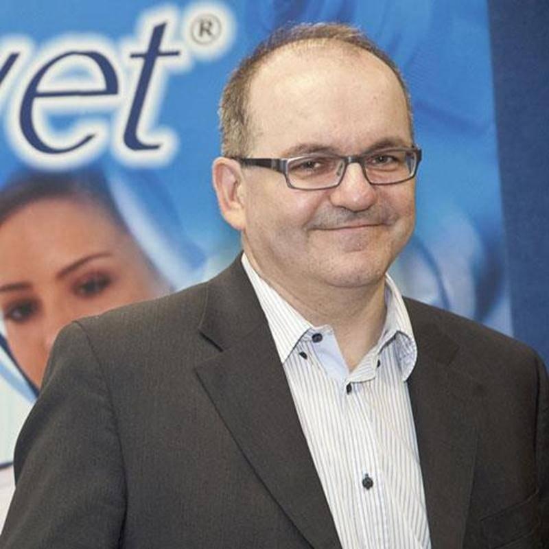 René Lallier, président de Biovet.