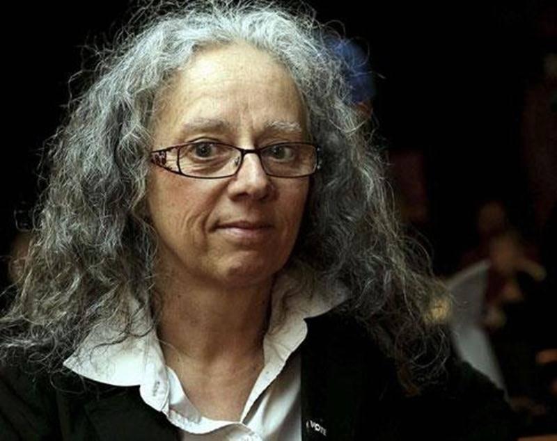 La course aux élections est lancée pour Danielle Pelland, la candidate de Québec Solidaire à Saint-Hyacinthe.