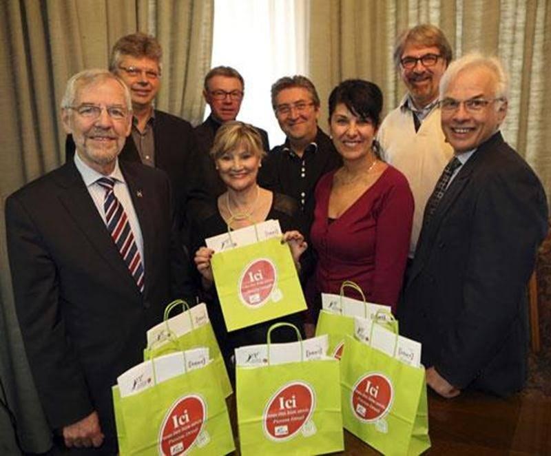 Plusieurs partenaires participent au rendez-vous Passion Détail 2013.