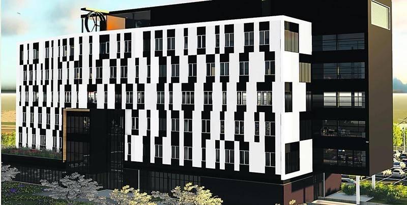 Le futur immeuble à bureaux qui sera construit au sein du complexe commercial M Rendez-vous Marchands utilisera la quasi-totalité des énergies renouvelables.