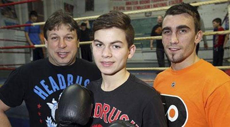 Anthony Seyer pourra compter sur la présence de son père, Marc Seyer, et de Michael Gadbois comme entraîneurs dans le cadre des Jeux du Québec.