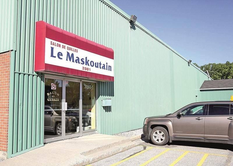 Le Salon de Quilles Le Maskoutain a fermé ses portes le 31 mai.   Photo Robert Gosselin - Le Courrier