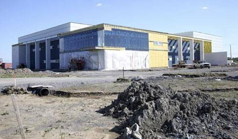 En construction, le Centre de développement pharmaceutique aura bientôt un nouveau voisin avec l'arrivée de Zenith Lab.