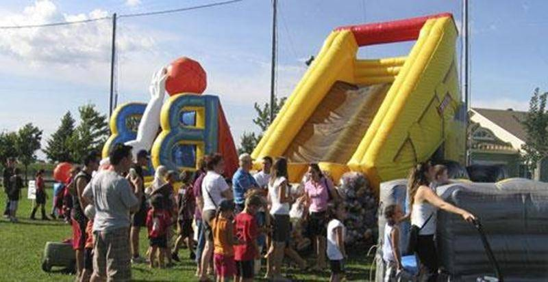 La fête communautaire des Loisirs Sainte-Rosalie se déroulera le samedi 18 août au parc Gérard-Côté.