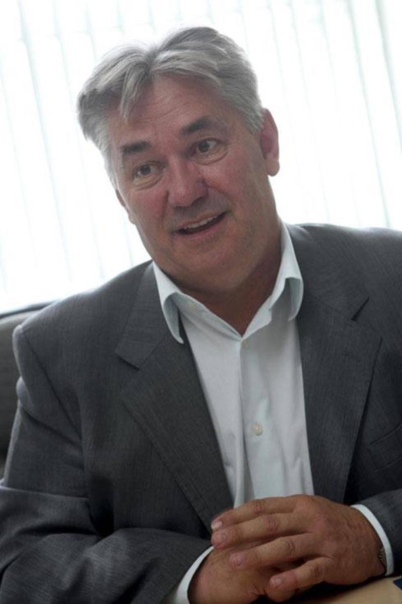 Gaston Vachon, fidèle organisateur politique de Claude Bernier depuis la première heure.