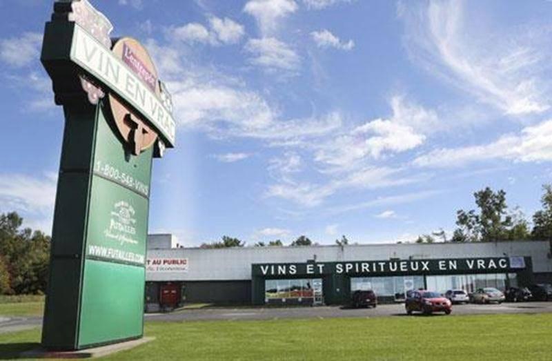 Vin en Vrac situé sur la rue Picard devient locataire.
