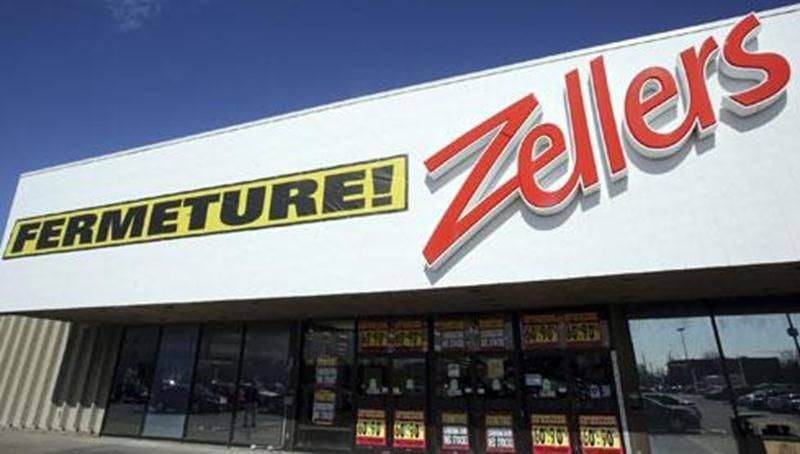 Le magasin Zellers appartiendra bientôt au passé commercial de Saint-Hyacinthe.