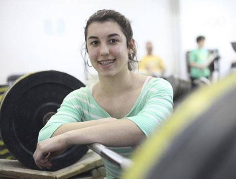 Tali Darsigny représente, de l'avis de plusieurs observateurs, un talent rare en haltérophilie.