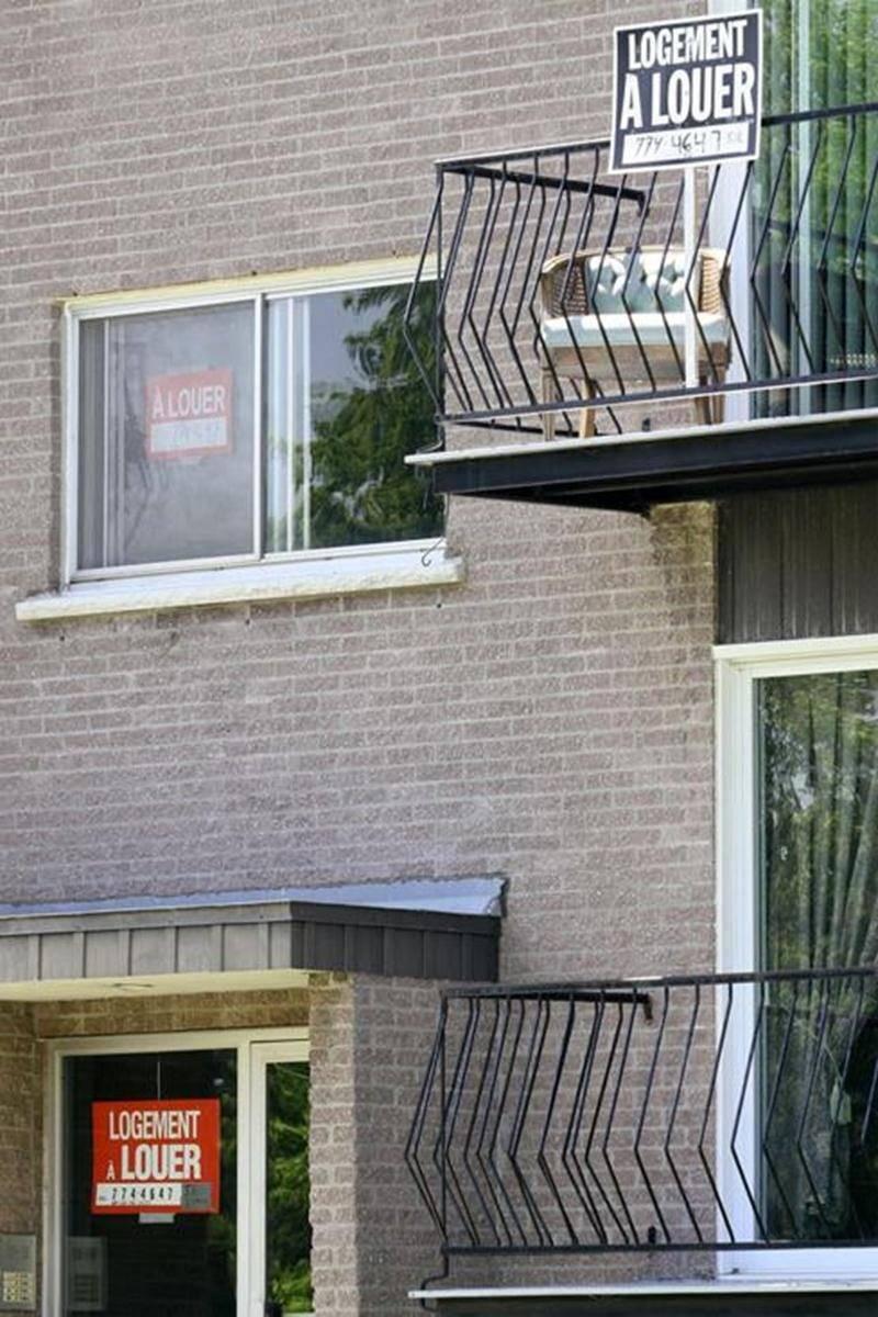 Si les logements sociaux se font rares à Saint-Hyacinthe, les appartements à prix réguliers, eux, sont beaucoup moins populaires.