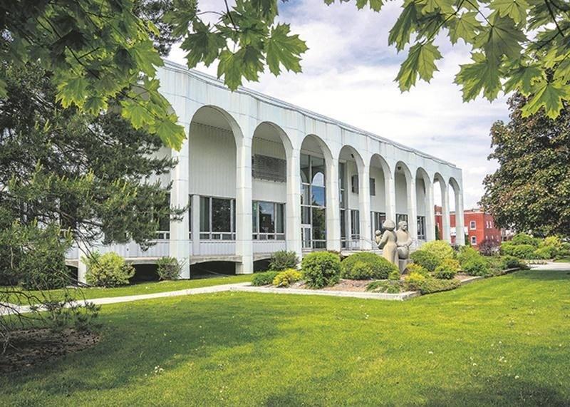 La SQI a eu gain de cause dans sa contestation de l'évaluation municipale du Palais de justice de Saint-Hyacinthe. Photothèque Le Courrier